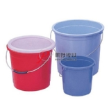 Plastic Bucket Mould 02